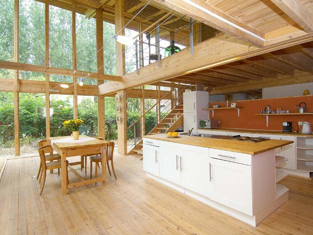 huis casa calida architectengroep barchi. Black Bedroom Furniture Sets. Home Design Ideas